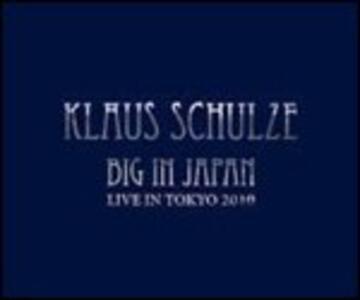 Big in Japan. Live in Tokyo 2010 - CD Audio + DVD di Klaus Schulze