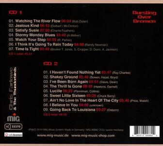 Bursting Over Bremen - CD Audio di Chris Farlowe - 2