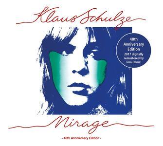 Mirage (40th Anniversary Edition) - CD Audio di Klaus Schulze