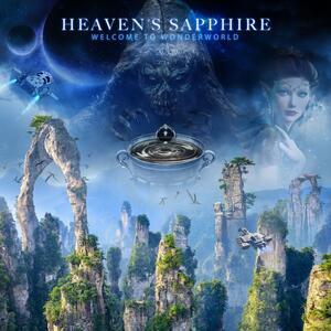 Welcome to Wonderworld (Digibook) - CD Audio di Heaven's Sapphire
