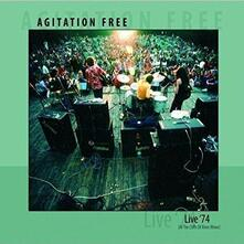 Live '74 - Vinile LP di Agitation Free