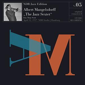 The Jazz-Sextett - CD Audio di Albert Mangelsdorff