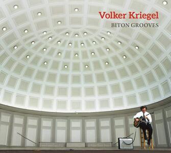 Biton Grooves - CD Audio di Volker Kriegel