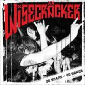 20 Years - 20 Songs - CD Audio di Wisecracker