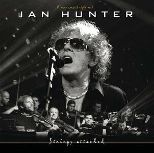 Strings Attached - CD Audio di Ian Hunter