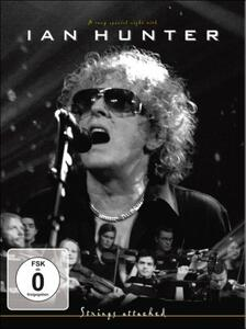 Ian Hunter. String Attached - DVD