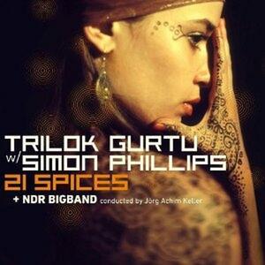 21 Pieces - Vinile LP di NDR Bigband,Trilok Gurtu,Simon Phillips