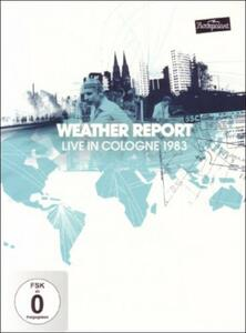 Weather Report. Live In Cologne 1983 - DVD