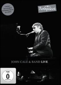 John Cale & Band. Live Rockpalast (2 DVD) - DVD