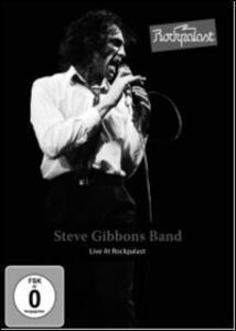 Steve Gibbons. Live At Rockpalast 1981 - DVD