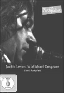 Live at Rockpalast - CD Audio + DVD di Jackie Leven