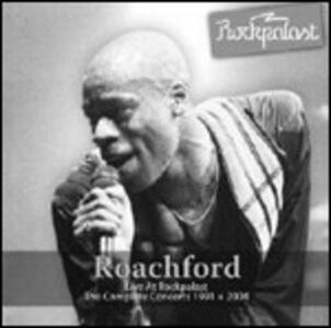 Live at Rockpalast. The Complete Concerts 1991 & 2005 - CD Audio di Roachford