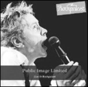 Live at Rockpalast 1983 - CD Audio di Public Image Ltd