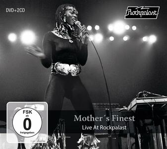 Live at Rockpalast - CD Audio + DVD di Mother's Finest