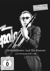 Graham Parker. Live At Rockpalast 1978 + 1980 (2 DVD) - DVD