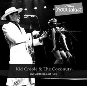 Live at Rockpalast 1982 - CD Audio di Kid Creole,Coconuts
