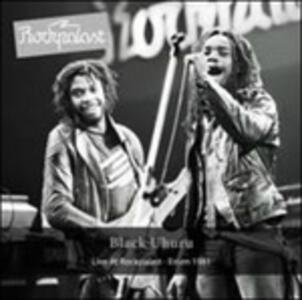 Black Uhuru. Live At Rockpalast. Essen 1981 - DVD