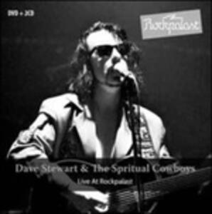 Dave Stewart & The Spiritual Cowboys. Live At Rockpalast - DVD