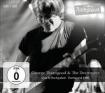 Live at Rockpalast Dortmund 1980 - CD Audio di George Thorogood