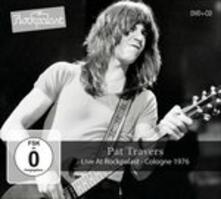 Live at Rockpalast Cologne 1976 - CD Audio di Pat Travers
