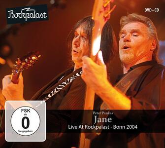 Live at Rockpalast Bonn 2004 - CD Audio + DVD di Peter Panka's Jane