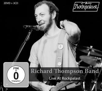 Live at Rockpalast - CD Audio + DVD di Richard Thompson