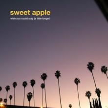 Wish You Could Stay (A Little Longer)/Traffic - Vinile 7'' di Sweet Apple