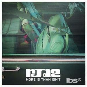 More Is Than Isn't - CD Audio di RJD2