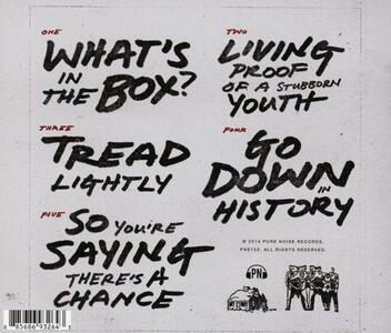 Go Down in History - CD Audio di Four Year Strong - 2