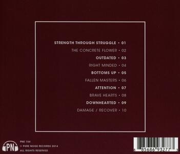 Concrete Flower - CD Audio di No Bragging Rights - 2