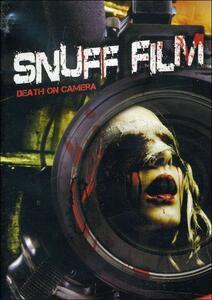 Snuff Film: Death On Camera - DVD