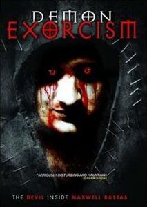 Demon Exorcism. The Devil Inside Maxwell - DVD