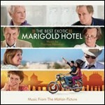 Cover CD Colonna sonora Marigold Hotel