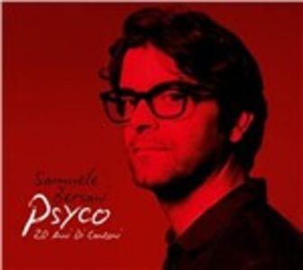 Foto Cover di Psyco. 20 Anni di canzoni, CD di Samuele Bersani, prodotto da Sony Music