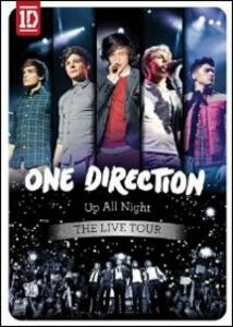 One Direction. Up All Night. The Live Tour - DVD