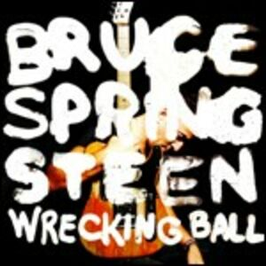 Foto Cover di Wrecking Ball, CD di Bruce Springsteen, prodotto da Columbia