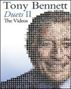 Tony Bennett. Duets II. The Videos - DVD