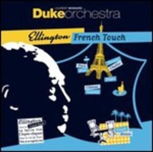 CD Ellington French Touch Laurent Mignard