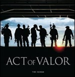 Cover CD Act of Valor