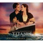 Cover CD Colonna sonora Titanic