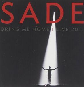 CD Bring Me Home. Live 2011 di Sade