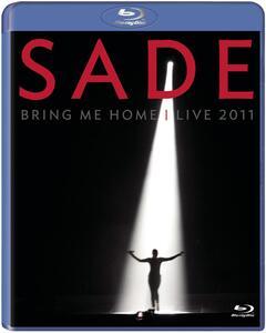 Sade. Bring Me Home. Live 2011 - Blu-ray