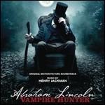 Cover della colonna sonora del film La leggenda del cacciatore di vampiri