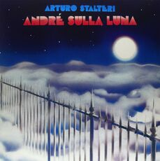 Vinile Andrè sulla luna Arturo Stalteri