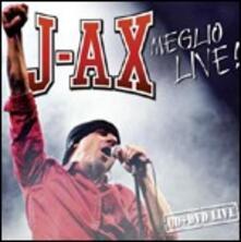 Meglio Live! - CD Audio + DVD di J-Ax