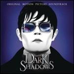 Cover CD Colonna sonora Dark Shadows