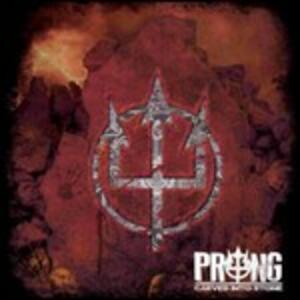 Carved Into Stone - Vinile LP di Prong