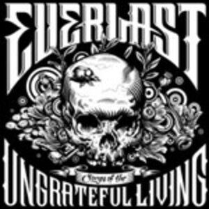 Foto Cover di Songs of the Ungrateful Living, CD di Everlast, prodotto da Long Branch Records/SPV