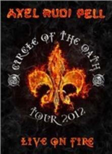 Live on Fire - CD Audio di Axel Rudi Pell