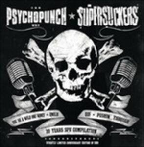 30 Years Spv Compilation - Vinile LP di Supersuckers,Psychopomps